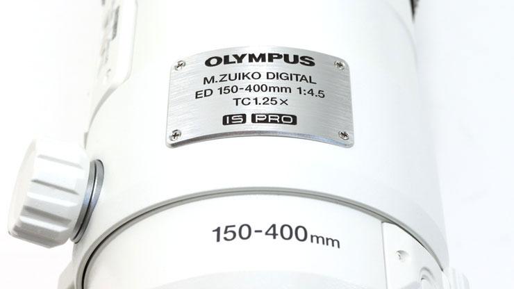 OLYMPUS(オリンパス) M.ZUIKO DIGITAL ED 150-400mm F4.5 TC1.25x IS PRO 本体5
