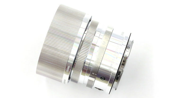 SIGMA(シグマ) 45mm F2.8 DG DN   Contemporary 塗装前モック
