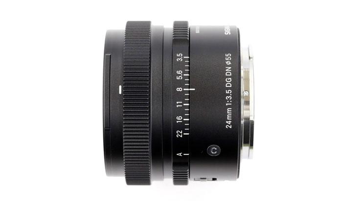 SIGMA(シグマ) 24mm F3.5 DG DN   Contemporary