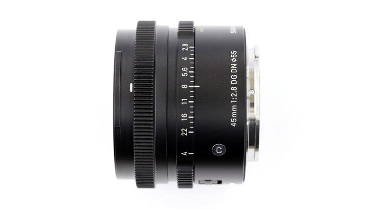 SIGMA(シグマ) 45mm F2.8 DG DN   Contemporary