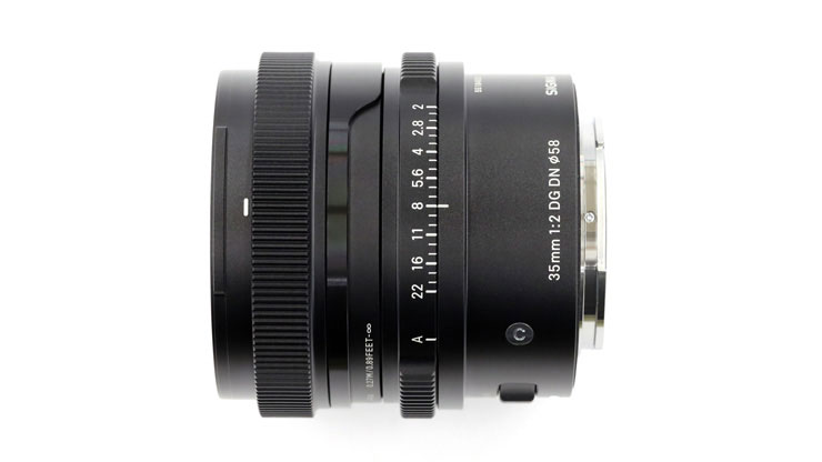 SIGMA(シグマ) 35mm F2 DG DN   Contemporary