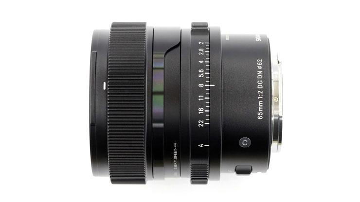 SIGMA(シグマ) 65mm F2 DG DN   Contemporary