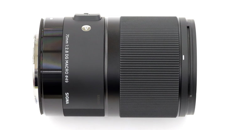SIGMA(シグマ) 70mm F2.8 DG MACRO | Art