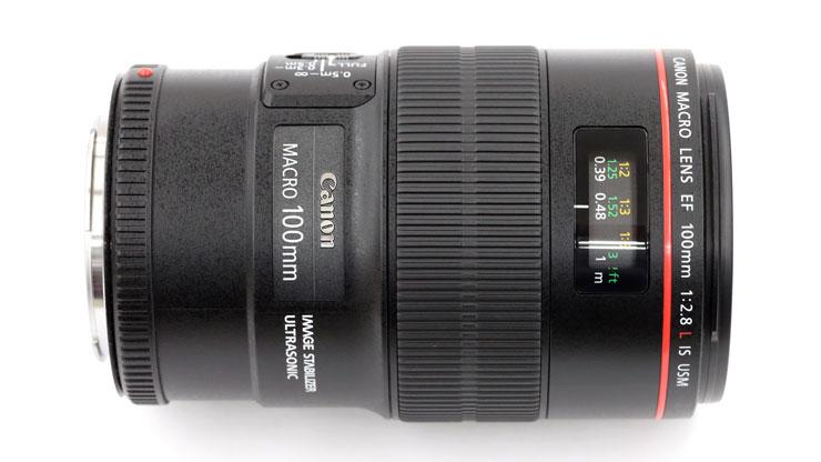 Canon(キヤノン) EF100mm F2.8Lマクロ IS USM