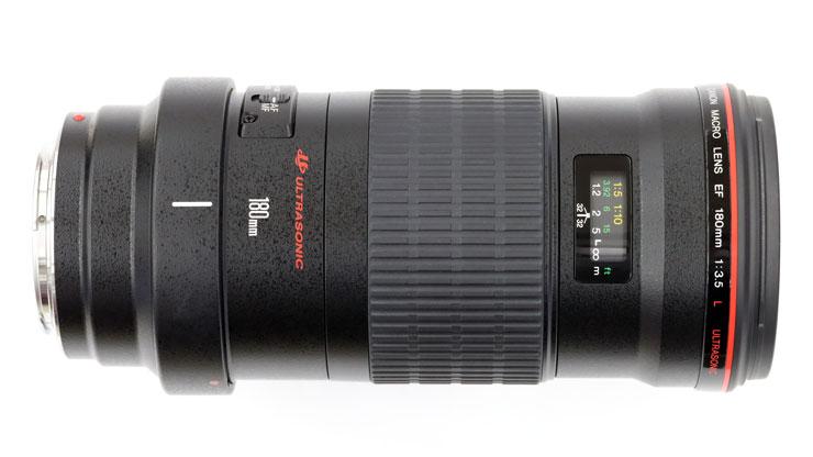 Canon(キヤノン) EF180mm F3.5L マクロ USM