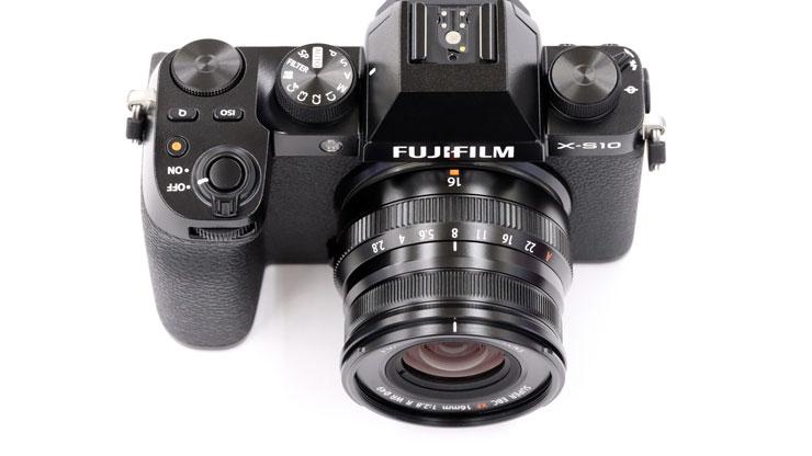 FUJIFILM(フジフイルム) XF16mm/F2.8 R WR 本体2