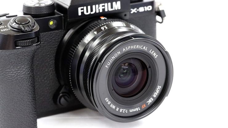 FUJIFILM(フジフイルム) XF16mm/F2.8 R WR 本体1