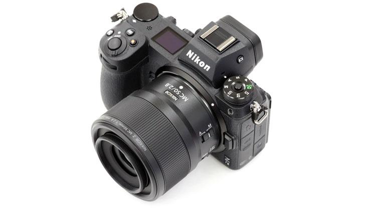 Nikon(ニコン) NIKKOR Z MC 50mm f/2.8 本体3