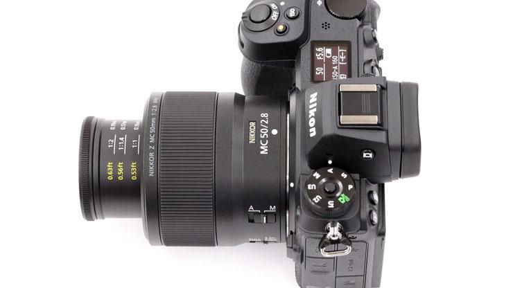 Nikon(ニコン) NIKKOR Z MC 50mm f/2.8 本体2