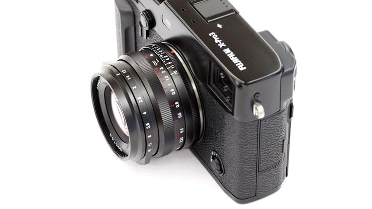 Voigtlander(フォクトレンダー) NOKTON 35mm F1.2 X-mount
