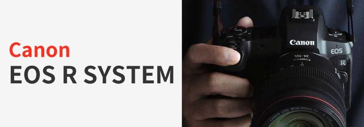 Canon キヤノン EOS R SYSTEM