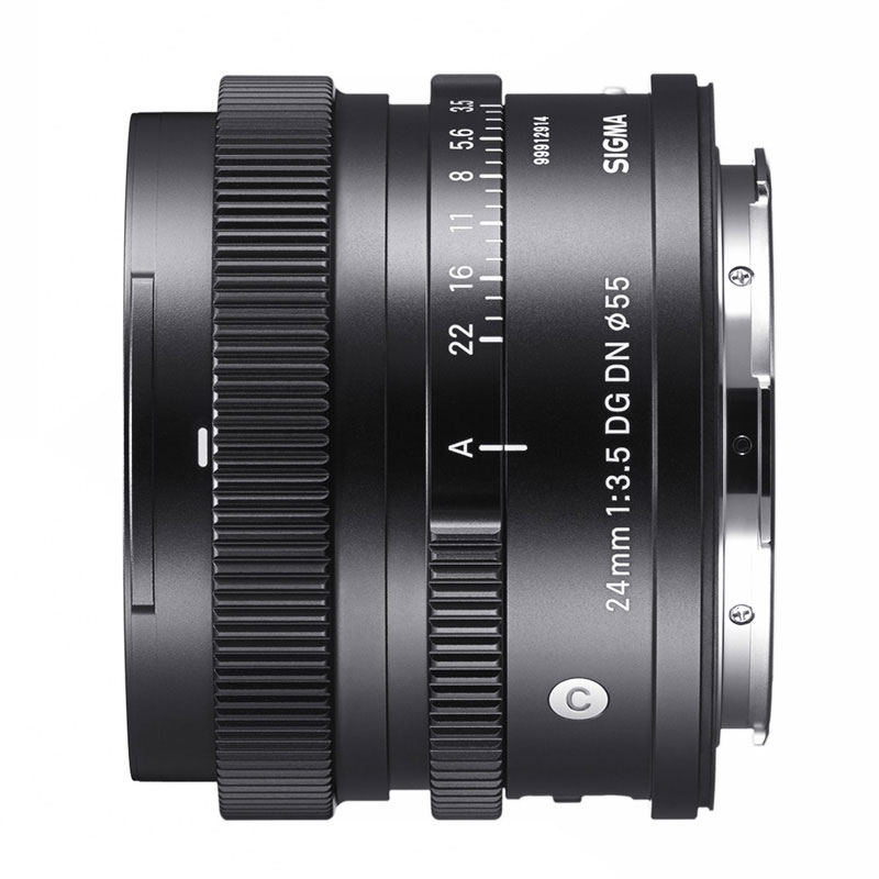 24mm F3.5 DG DN | Contemporary Lマウント