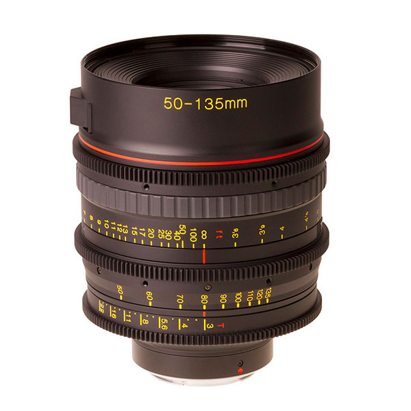50135 T3 CINEMA LENS(EF) feet