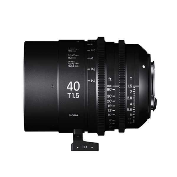 40mm T1.5FF PL(Feet)