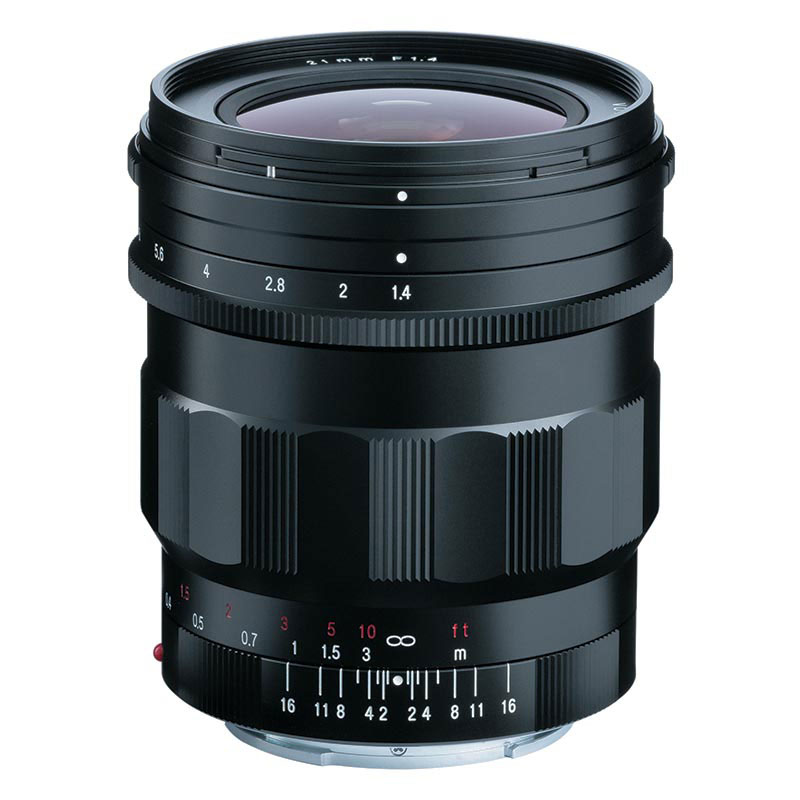 NOKTON 21mm F1.4 Aspherical E-mount ソニーE