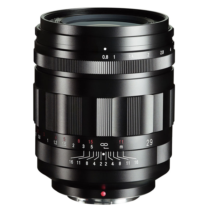 SUPER NOKTON 29mm F0.8 Micro Four Thirds 【12月10日発売予定】