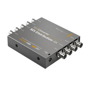 CONVMSDIDA4K [Mini Converter SDI Distribution 4K]
