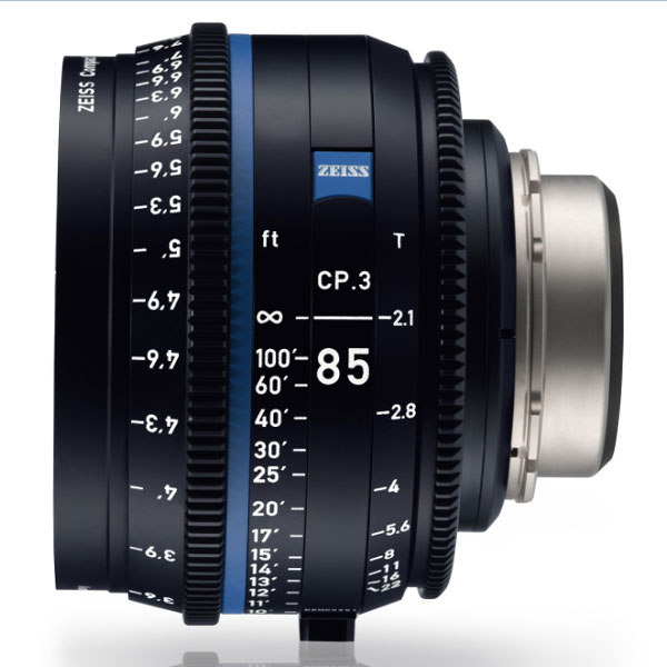 CP.3 85mm/T2.1 PL Feet [Compact Prime CP.3 PLマウント フィート表示]