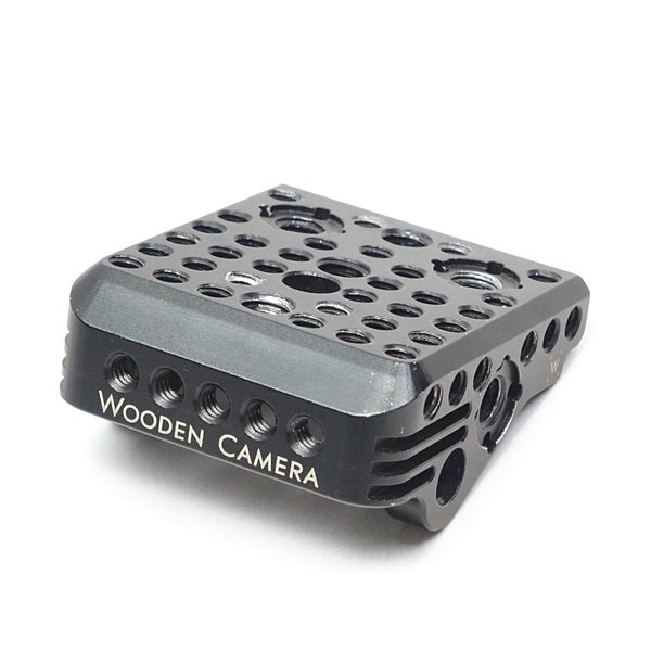 【中古】Wooden Camera Top Plate(EOS C100、C300、C500)