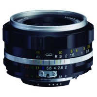 ULTRON 40mm F2 Aspherical SLIIS シルバーリム Ai-S ニコンF<フルサイズ対応>