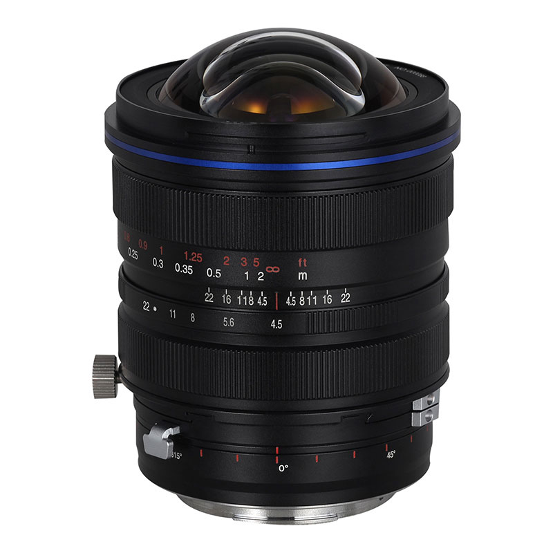 15mm F4.5 Zero-D Shift ニコンF 〔LAO0095〕