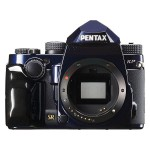 PENTAX KP J limited (Dark Night Navy) ボディ